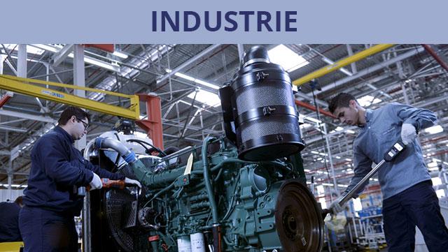 Industrie Volvo Penta MBD