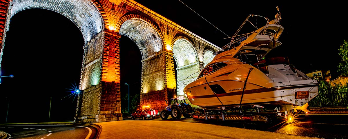 Transport bateau de nuit