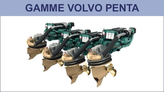 Gamme Volvo Penta